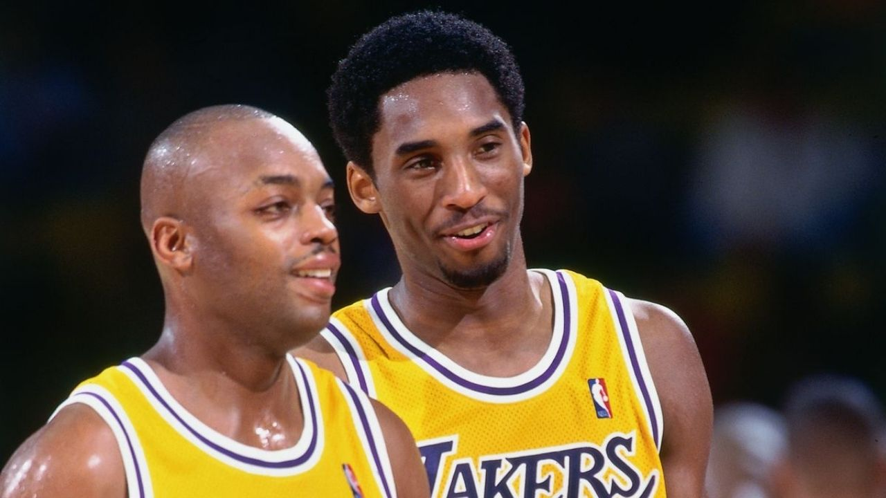 """""""I'm going to cross Ben Wallace up and dunk on him"""": Nick Van Exel recounts the time Kobe Bryant did exactly what he said he was going to do in his early Lakers days"""
