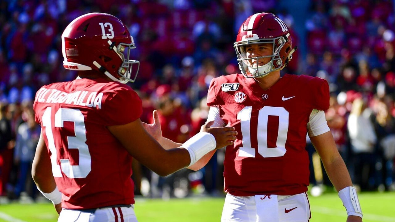 """""""It will be very competitive facing Mac Jones"""": Tua Tagovailoa wishes former Alabama teammate luck ahead of Week 1 matchup"""