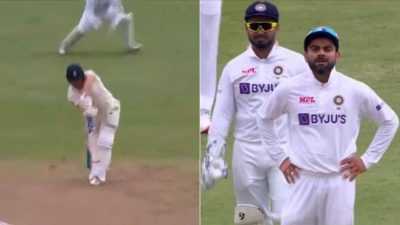 Virat Kohli DRS: India and Kohli nail another DRS decision to dismiss Jonny Bairstow in Nottingham Test