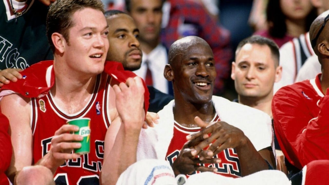 """""""Michael Jordan was unnecessarily harsh and I didn't like being around him"""": Luc Longley reveals he wasn't too fond of the 'GOAT' during his days with the Bulls"""