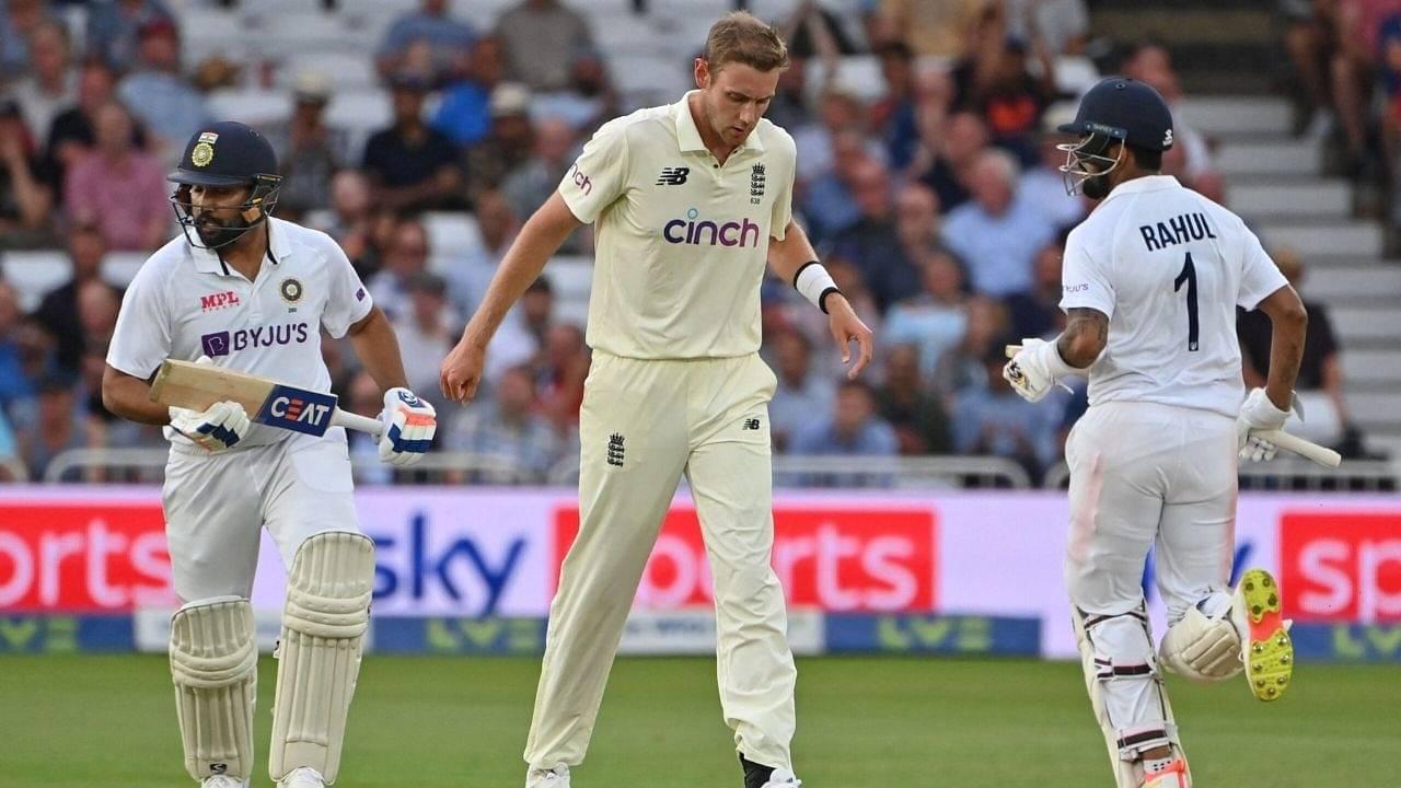 Stuart Broad injury news: Stuart Broad twists right calf ahead of Lord's Test vs India
