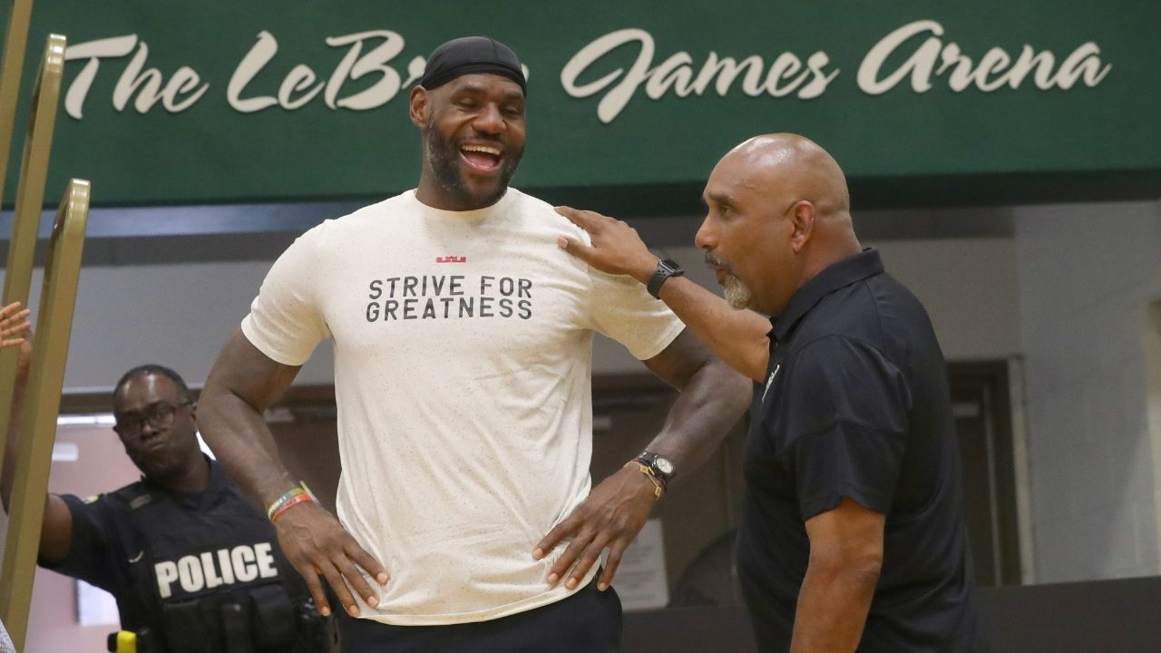 """""""Why would you do that, LeBron James?!"""": Stephen A Smith asks Lakers star the burning question on every NBA fan's mind after his famous bold tweet"""