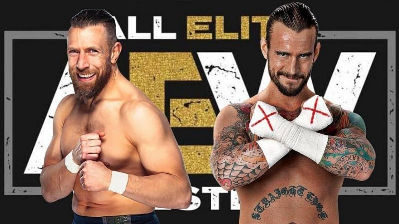 CM Punk drops massive Daniel Bryan referrence on AEW Dynamite