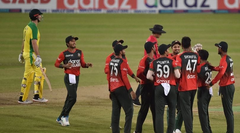 BAN vs AUS Fantasy Prediction: Bangladesh vs Australia 4th T20I – 7 August 2021 (Dhaka). Mitchell Marsh, Shakib al Hasan, Mustafizur Rahman, and Nasum Ahmed are the best fantasy picks for this game.