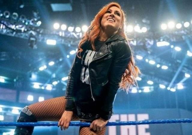 When will Becky Lynch make her WWE return