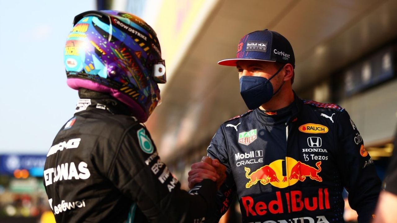"""""""I don't really see the advantage there""""– Max Verstappen on Lewis Hamilton having more experience than him amidst title fight"""