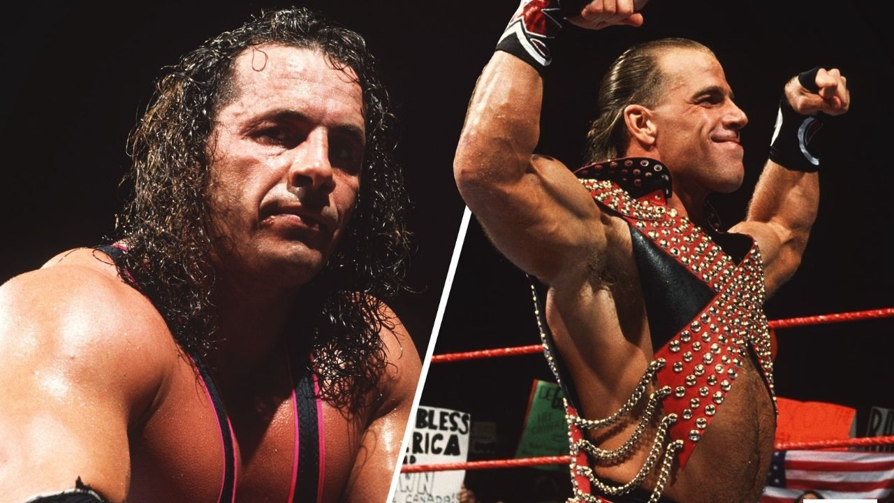 WWE Hall of Famer talks Bret Hart and Shawn Michaels' obsession with the WWE Championship