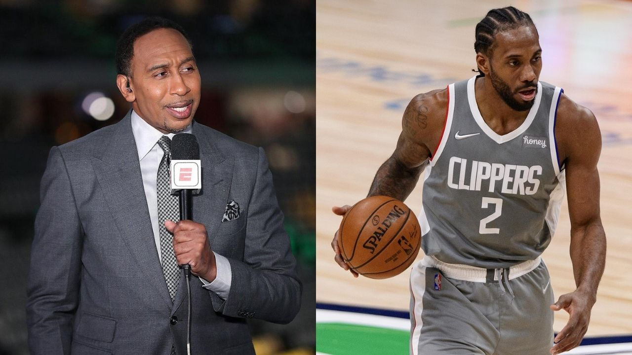 """""""As the face of the franchise, Kawhi Leonard deserves a pay cut"""": Stephen A Smith slams Clippers star for his 'load management' and how much it cost the team"""