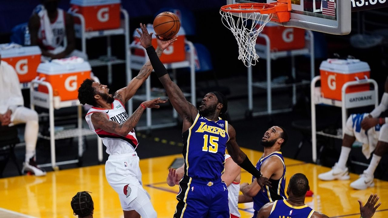 """""""I wish I had never met some of those boys!"""": Montrezl Harrell throws cryptic parting shots at LeBron James and the Lakers after his move to the Wizards"""