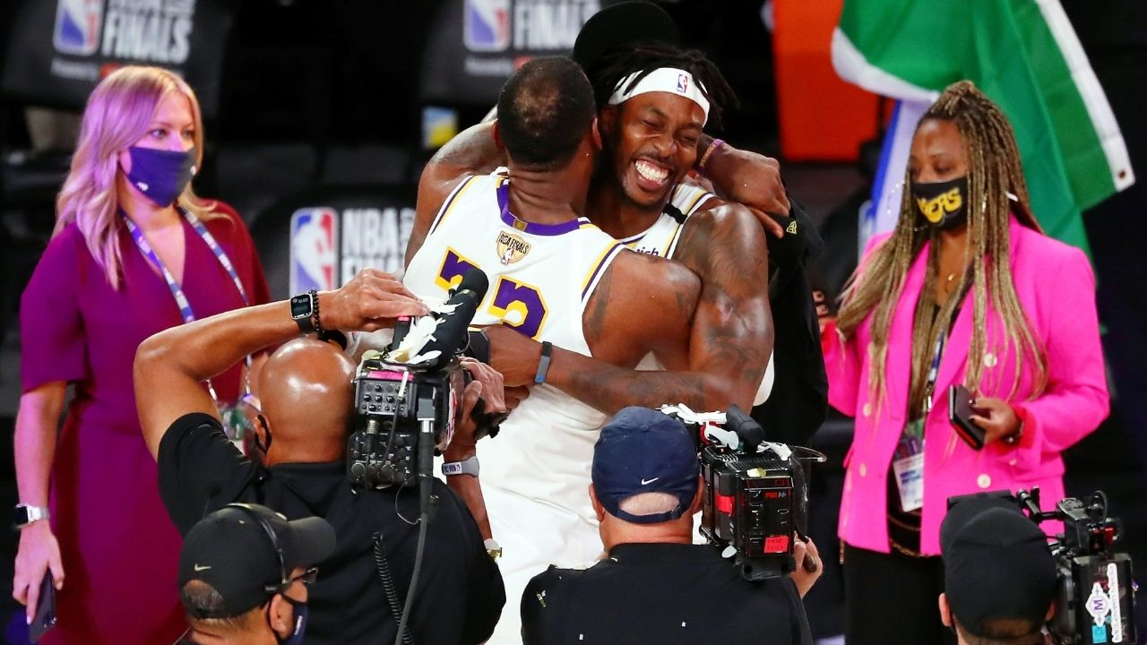 """""""Dwight Howard wants to team up with LeBron James again"""": League sources shockingly reveal a return to the Lakers could happen for the NBA champion"""