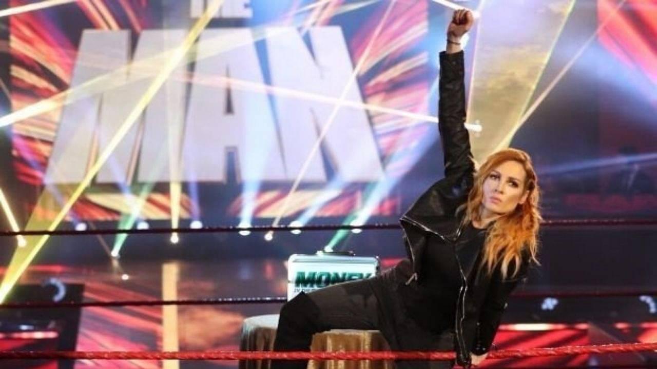 Huge update regarding Becky Lynch SummerSlam status