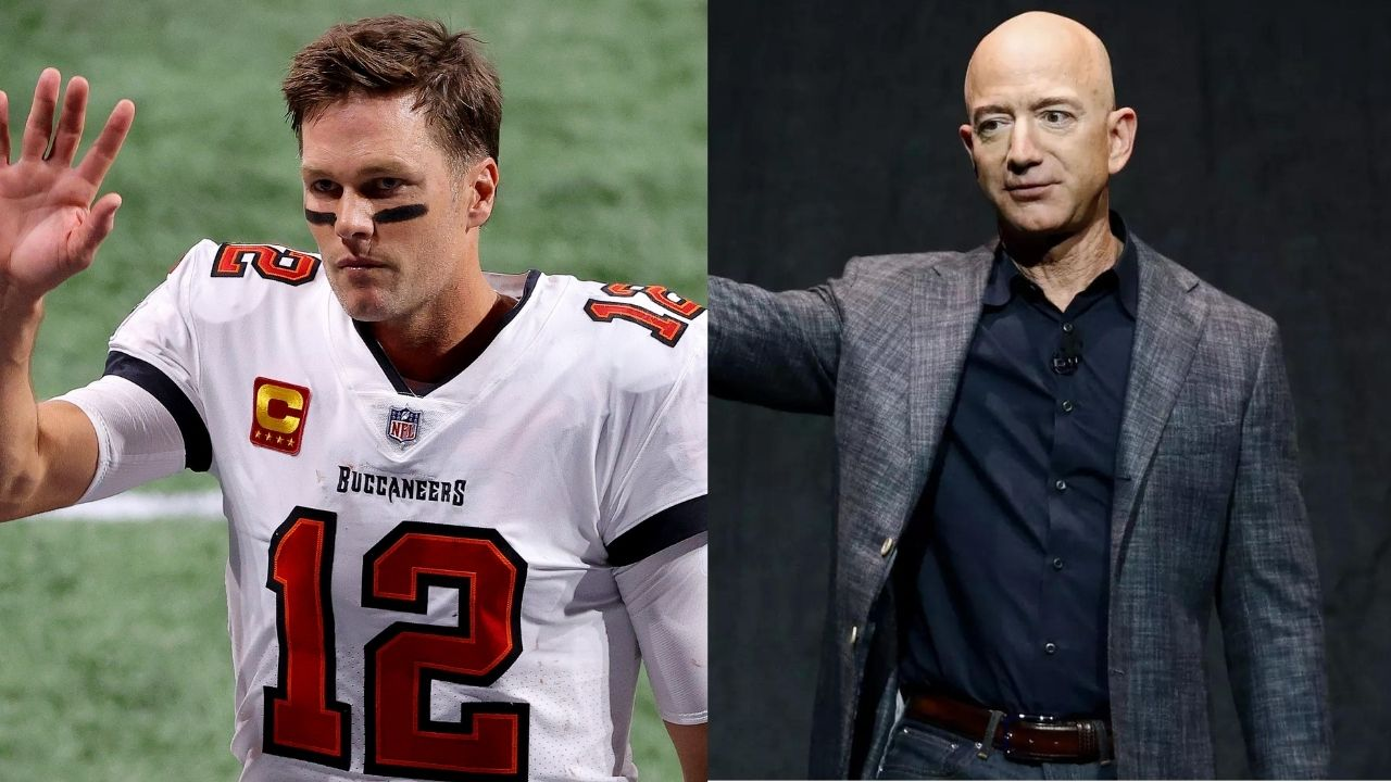 """""""Not Even Jeff Bezos Can't Avoid Tom Brady"""": NFL Fans React to 'Death, Taxes, Brady' Joke After Buccaneers QB Expresses Desire to Continue Playing"""