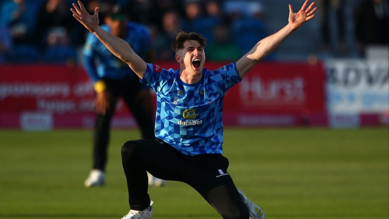Who is George Garton: RCB sign uncapped English pacer for remainder of IPL 2021 in the UAE