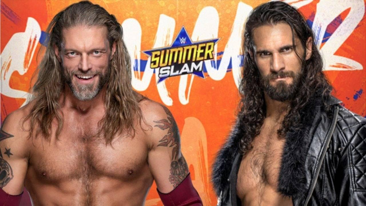 Edge vs Seth Rollins announced for WWE SummerSlam 2021 | The SportsRush