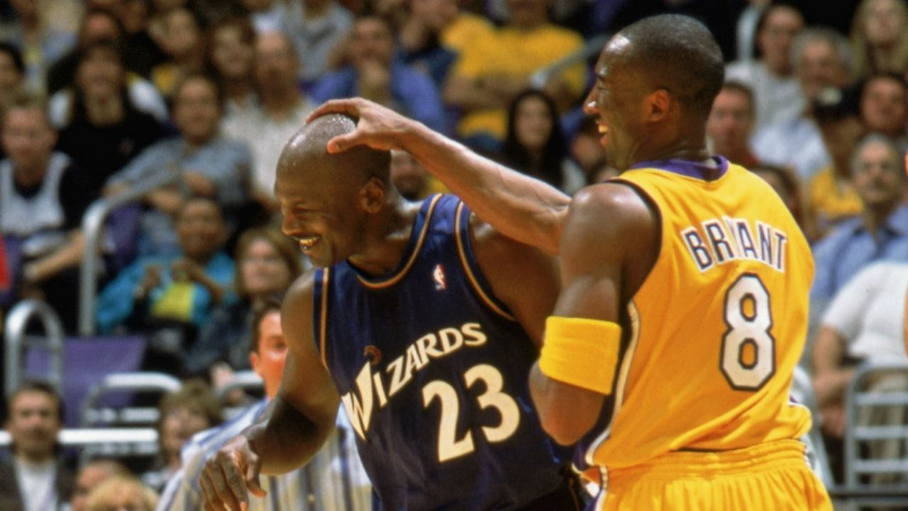 """""""Kobe Bryant, you can put my shoes on, but never fill them"""": How Michael Jordan's trash talk inspired the Black Mamba's 55 point performance"""