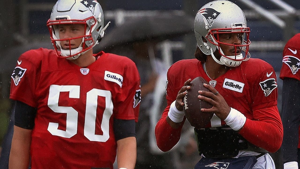 """""""Mac Jones would have to play better than Cam Newton to start"""": Bill Belichick says """"way more comfortable"""" Cam Newton is the Week 1 starter ahead of rookie Mac Jones"""