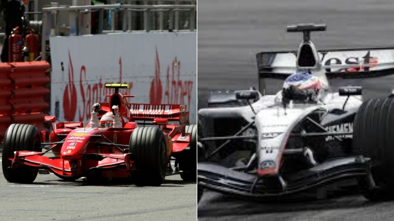 """""""The car was actually very good""""– Kimi Raikkonen reveals his most favourite F1 car from his career"""