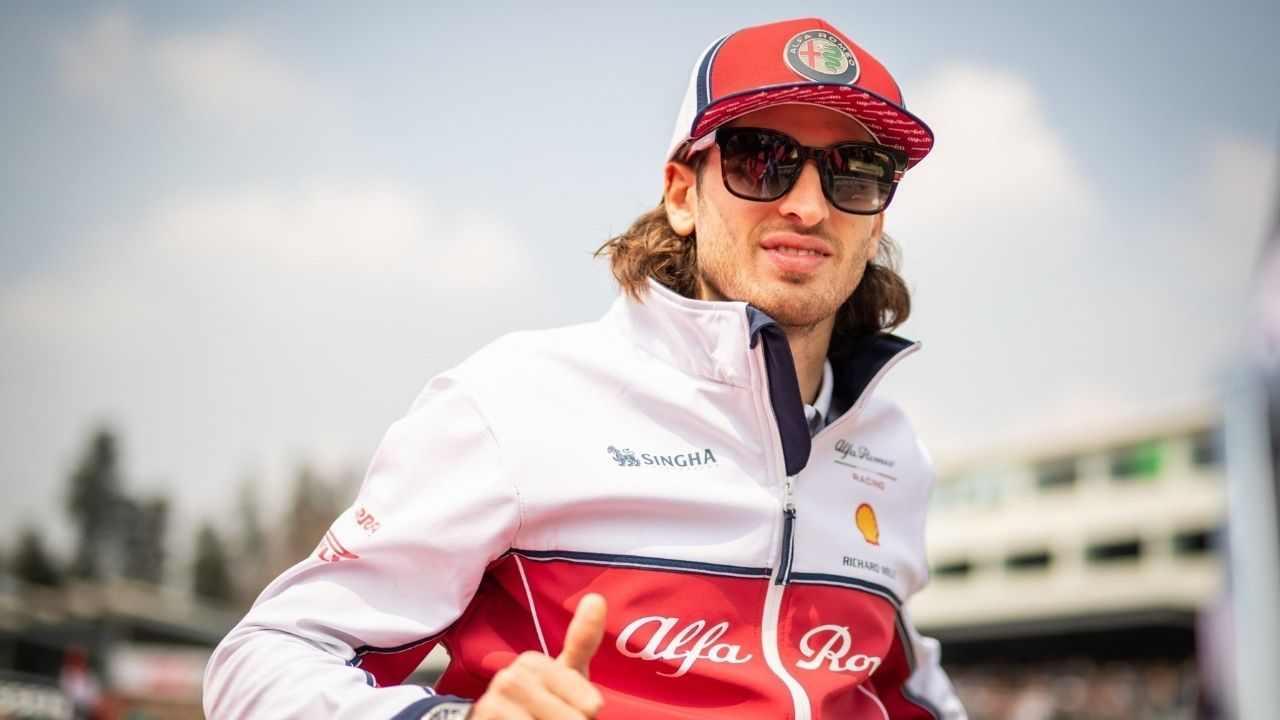 """""""I will do my best to be here again next year""""– Antonio Giovinazzi amidst his exit rumours"""