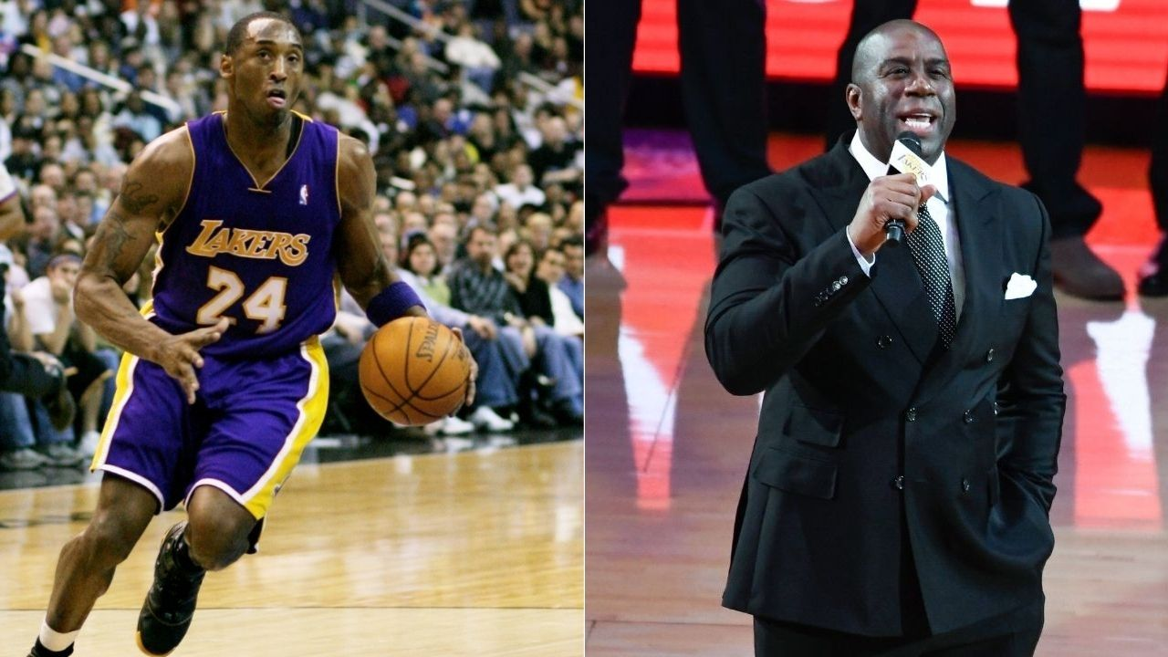 'Kobe Bryant is the greatest Laker of all time': When Magic Johnson explained why the Black Mamba was better than himself, Kareem Abdul-Jabbar and the rest
