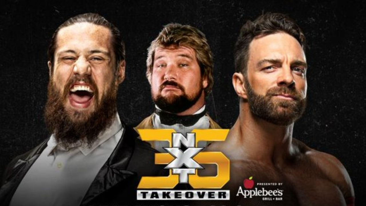 Million Dollar Championship match announced for NXT TakeOver: 36