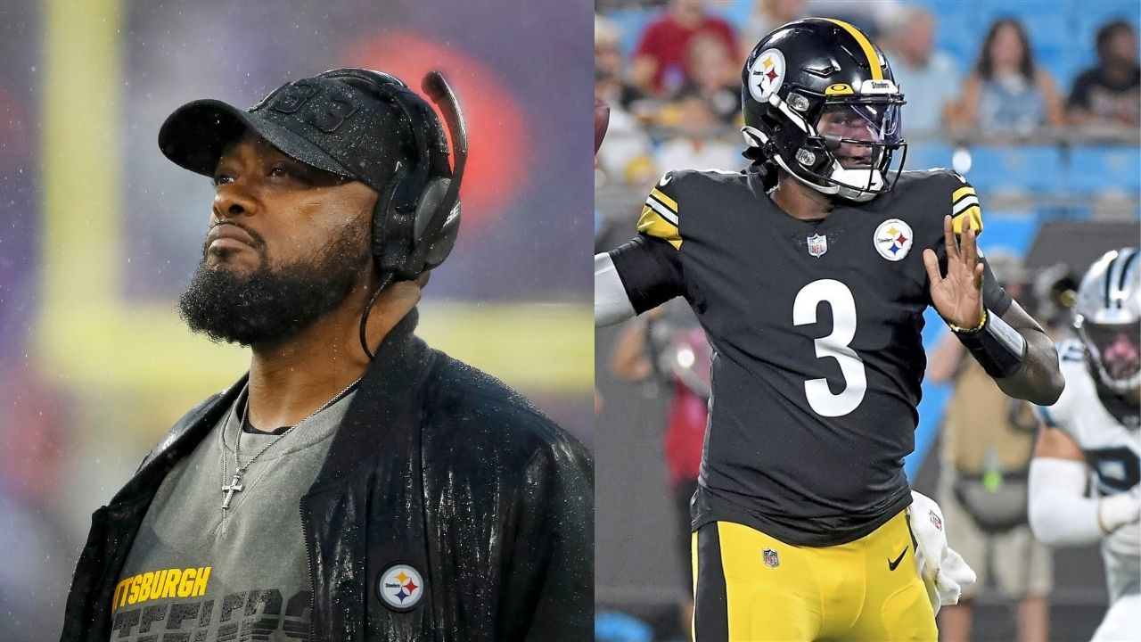 """""""Dwayne Haskins' performance was not what he wanted, or we wanted"""": Mike Tomlin shared his disappointment in QB after horrid production vs the Panthers"""