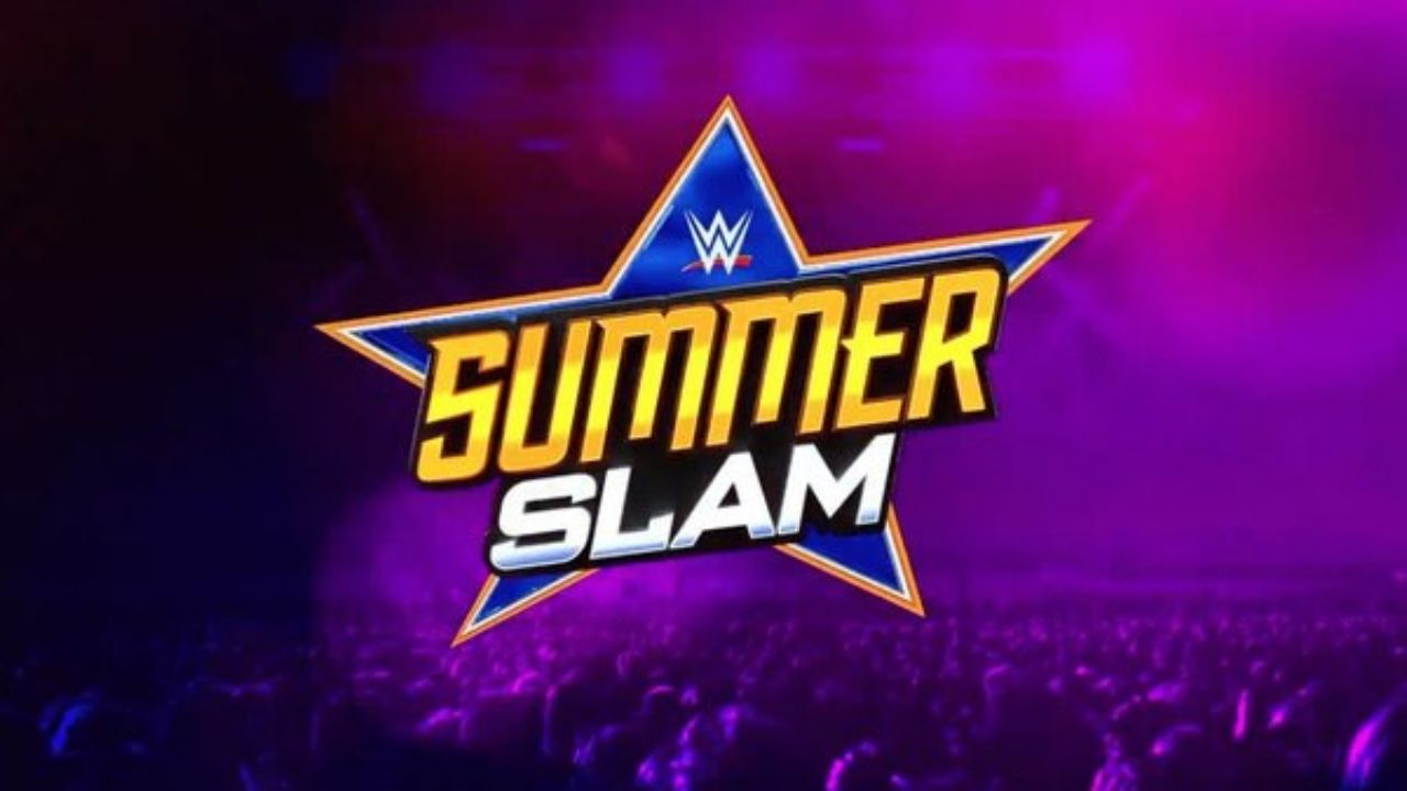 Another title match announced to take place at WWE SummerSlam 2021