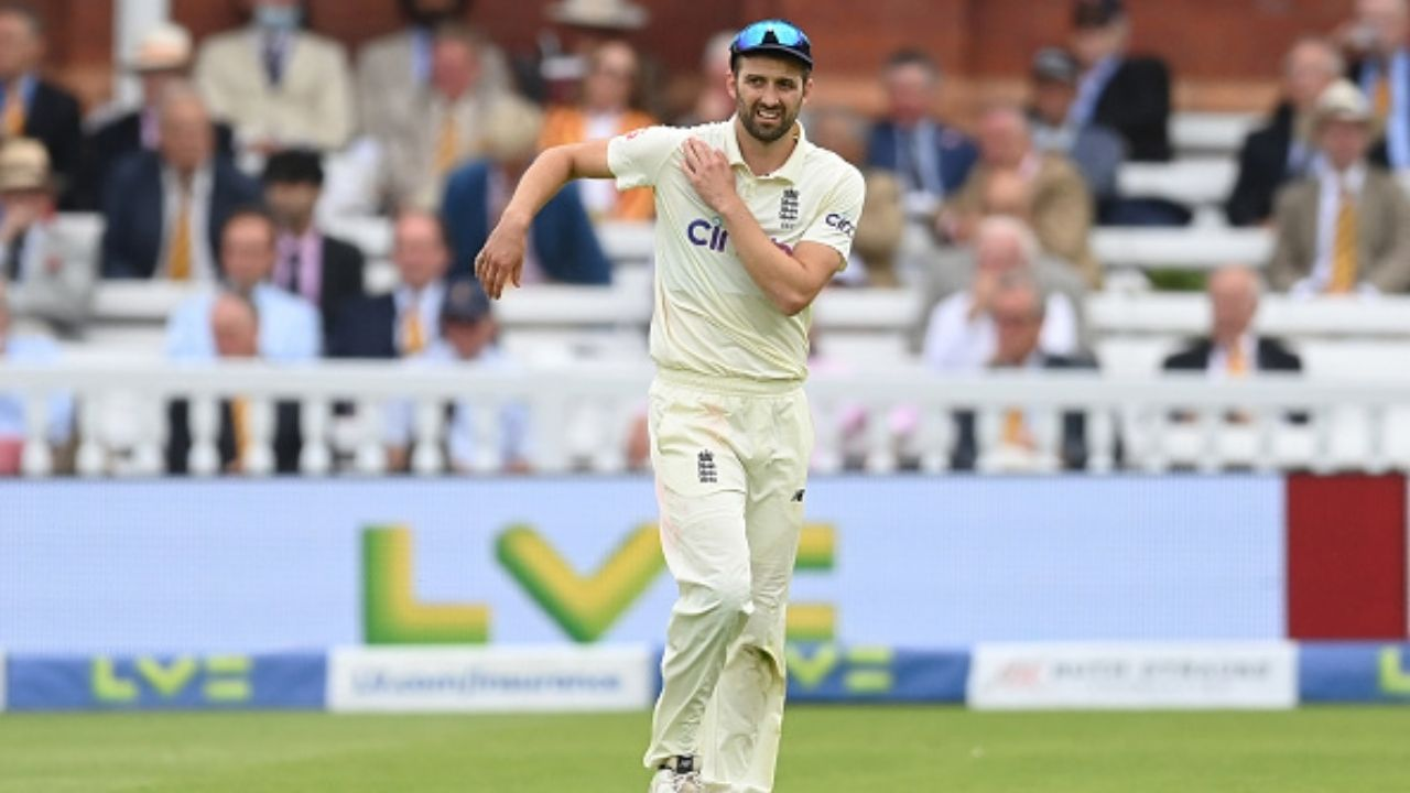 Jarred right shoulder meaning in cricket: Mark Wood ruled out of Leeds Test vs India