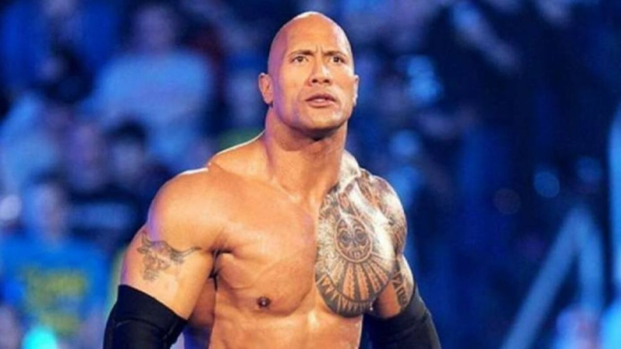 The Rock responds to challenge from WWE Hall of Famer