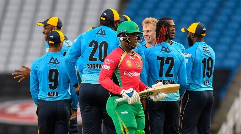 JAM vs SLK Fantasy Prediction: Jamaica Tallawahs vs St. Lucia Kings – 27 August 2021 (St Kitts). Andre Russel, Carlos Brathwaite, Faf du Plessis, and Roston Chase will be the players to look out for in the Fantasy teams.
