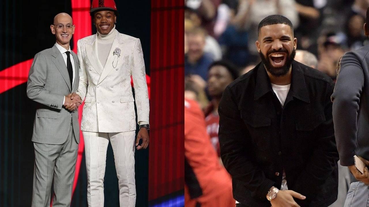 """Will Drake shoutout Scottie Barnes on a single?"": Toronto rap mogul shows love to the Raptors rookie ahead of eventual 'Certified Lover Boy' drop"