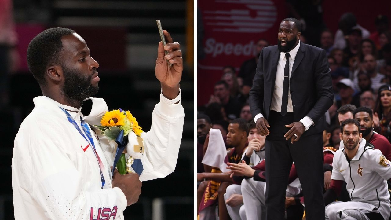 """""""If I had to get in the ring and put these paws on somebody, it would be Draymond Green"""": Kendrick Perkins calls out the Warriors' star for a celebrity boxing match"""