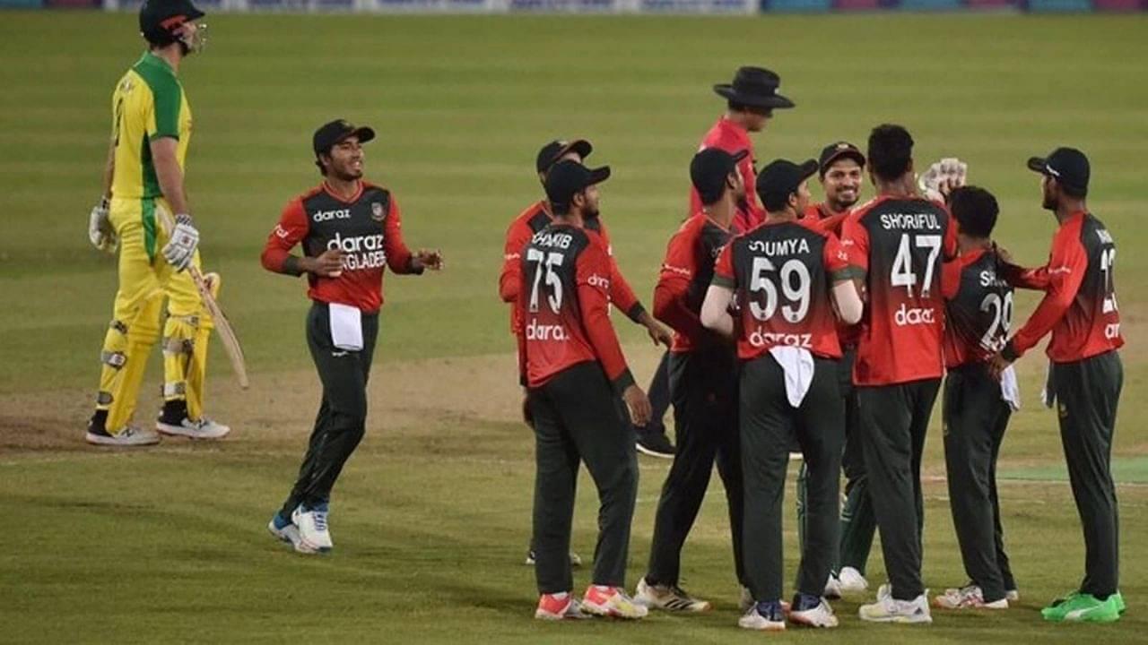 Shere Bangla National Stadium Dhaka weather: What is the weather forecast for 5th Bangladesh vs Australia Mirpur T20I?