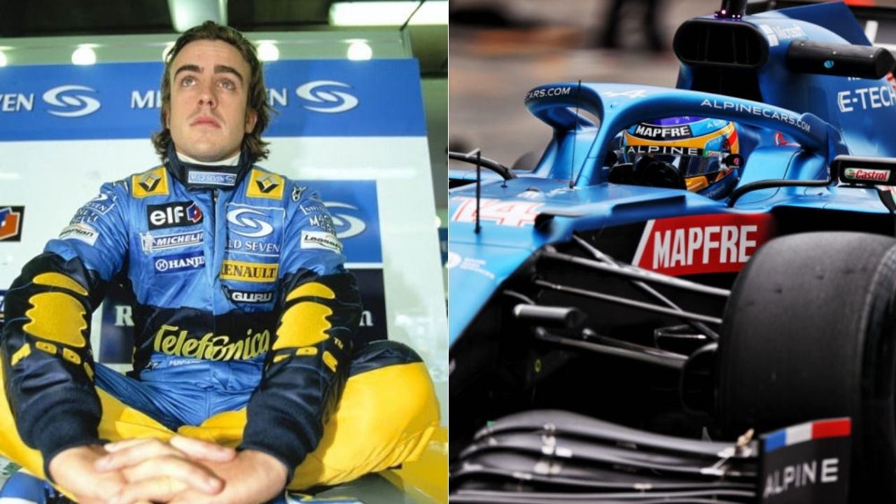 """""""If I race now against myself at 23, I will beat him with one hand""""– Alpine's Fernando Alonso thinks his age is just a number"""