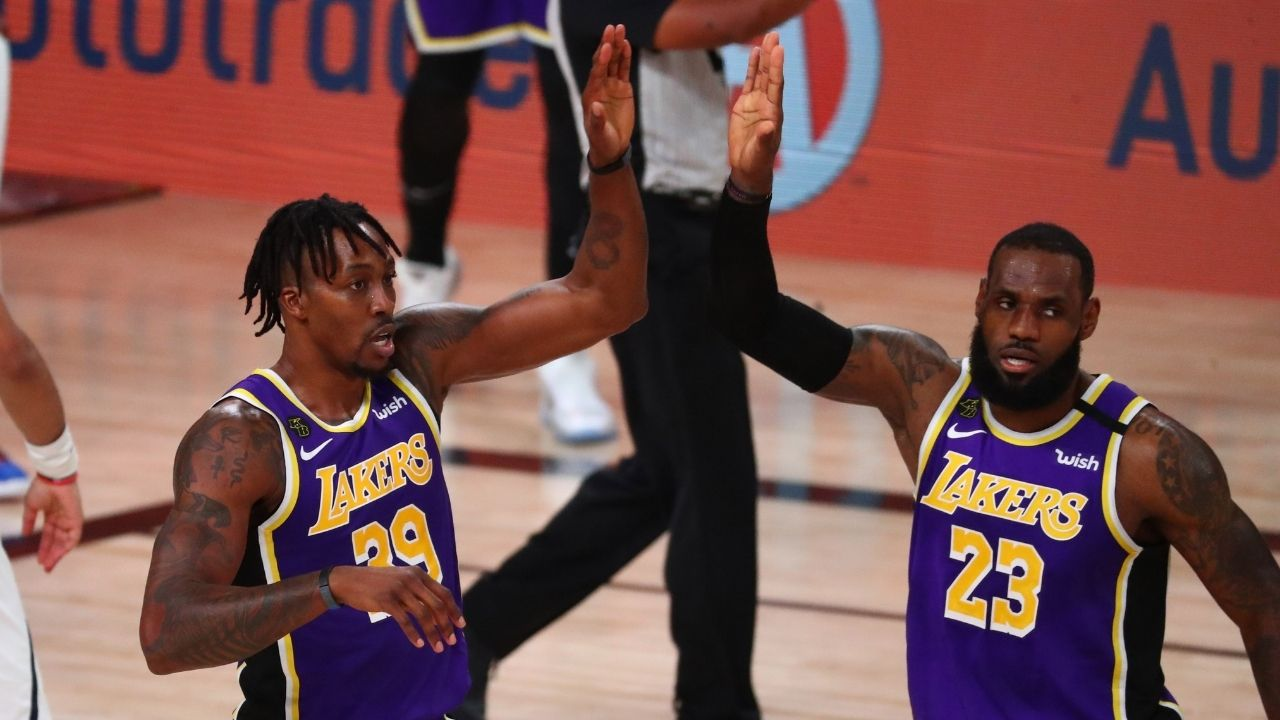 """""""Evan Fournier is worth more than 7 Lakers players combined"""": Fans mock Knicks as LeBron James and co. do shrewd business in free agency"""
