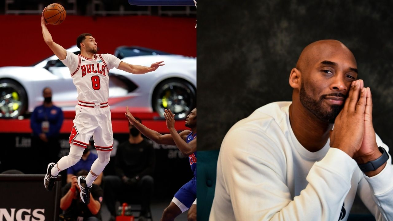 """""""I was a Kobe Bryant guy"""": Zach Lavine professes his love for the Lakers legend ahead of Team USA Gold medal game against Nicolas Batum and France"""