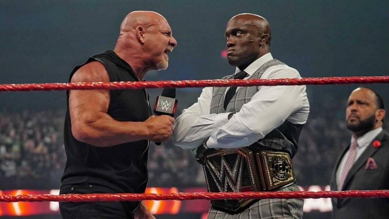 Goldberg vs Bobby Lashley rematch date revealed