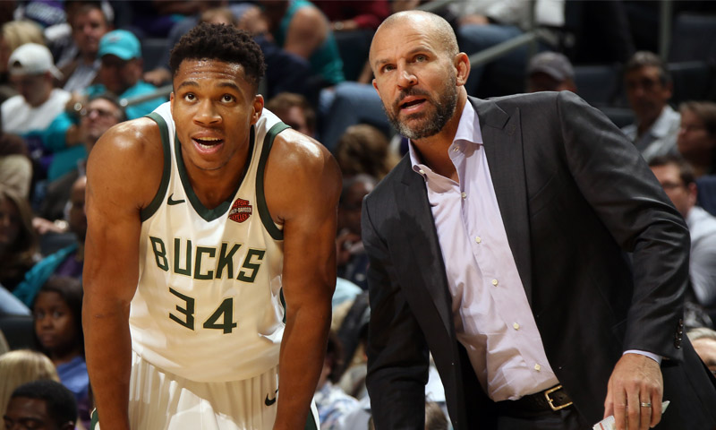 """""""Jason Kidd called Larry Sanders a 'piece of sh*t' and cancelled Christmas for Bucks"""": Giannis biography reveals dreadful incidents at the hands of the newly appointed Mavericks head coach"""