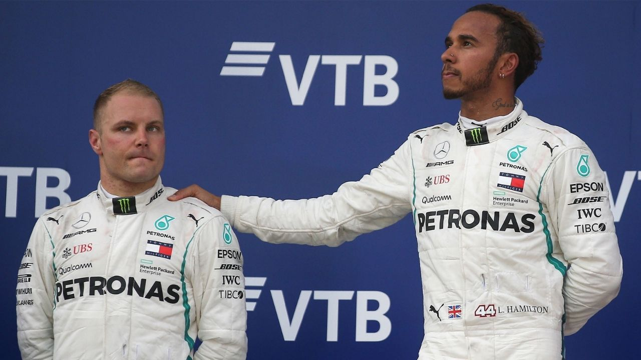 """""""Lewis told me directly that he still wants me as a teammate""""– Valtteri Bottas confirms Lewis Hamilton wants to maintain partnership"""