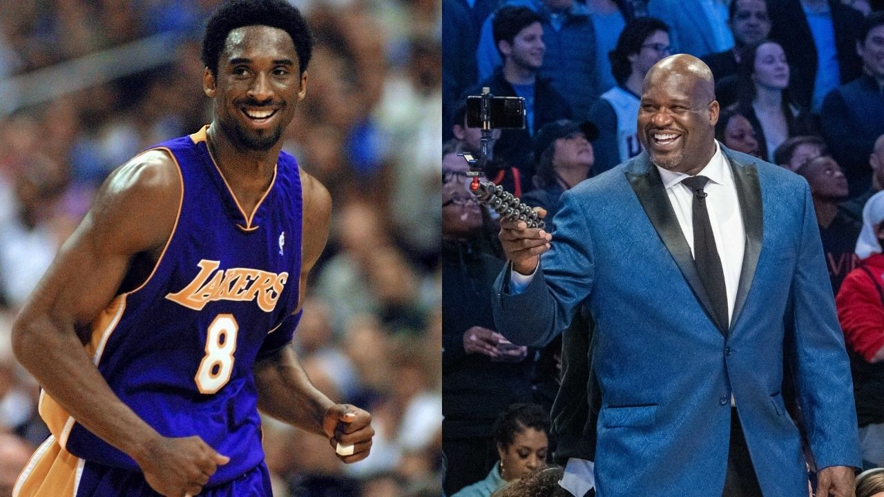 """""""Kobe Bryant and I acted like we had beef"""": Shaquille O'Neal shockingly reveals that him and the Lakers legend played up their feud for marketing purposes"""