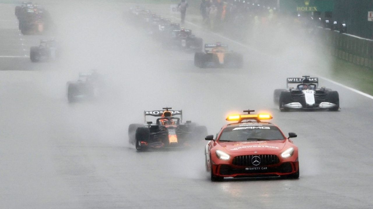 """""""I think you learn from each and every day""""– F1 Race Director Michael Masi admits Belgian GP mistake"""