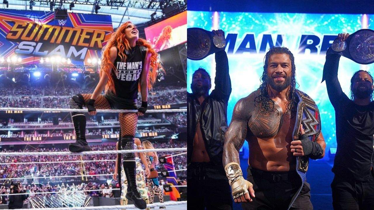 Becky Lynch was inspired by Roman Reigns to turn heel