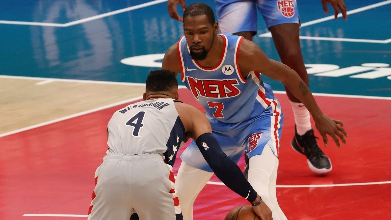 """""""Kevin Durant is the only player to win scoring titles without leading his team in usage"""": NBA fans react to this incredible stat about Team USA legend and Nets superstar"""