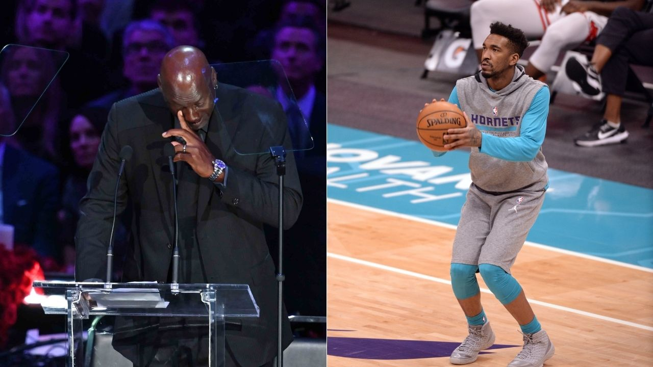 """""""Is Michael Jordan's loss LeBron James' gain?"""": NBA fans react to Malik Monk signing with Lakers in 2021 NBA free agency"""