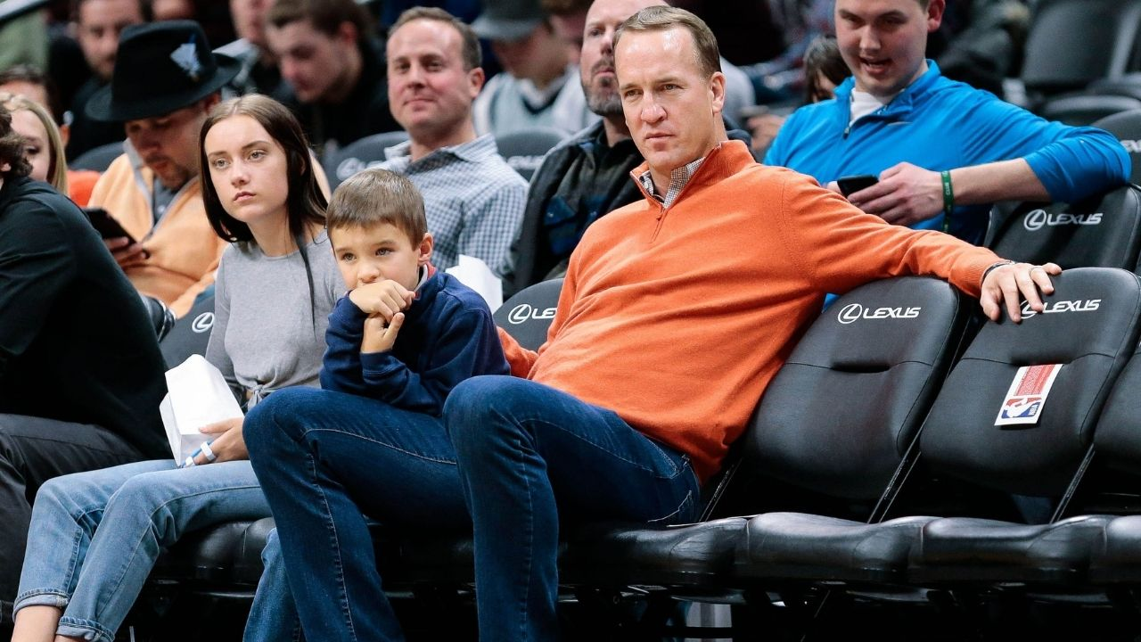 """""""We Lost Because You Don't Know How To Coach."""": When a Young Peyton Manning Lashed Out at His Youth Basketball Coach And Learnt His Lesson"""