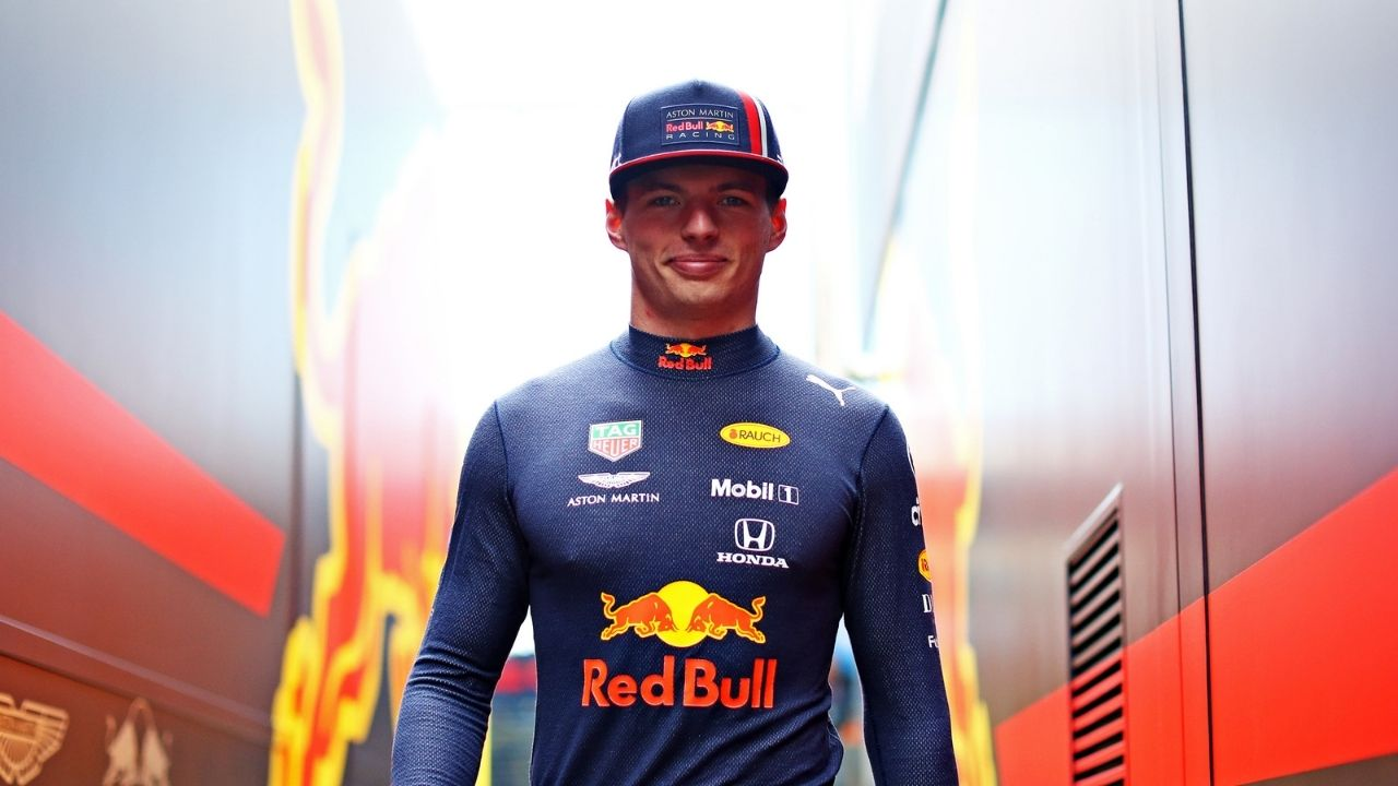 """""""I don't think so""""– Max Verstappen has no concerns for 2022 amidst Red Bull's 2021 aspirations; he claims 2022 work is also in progress"""