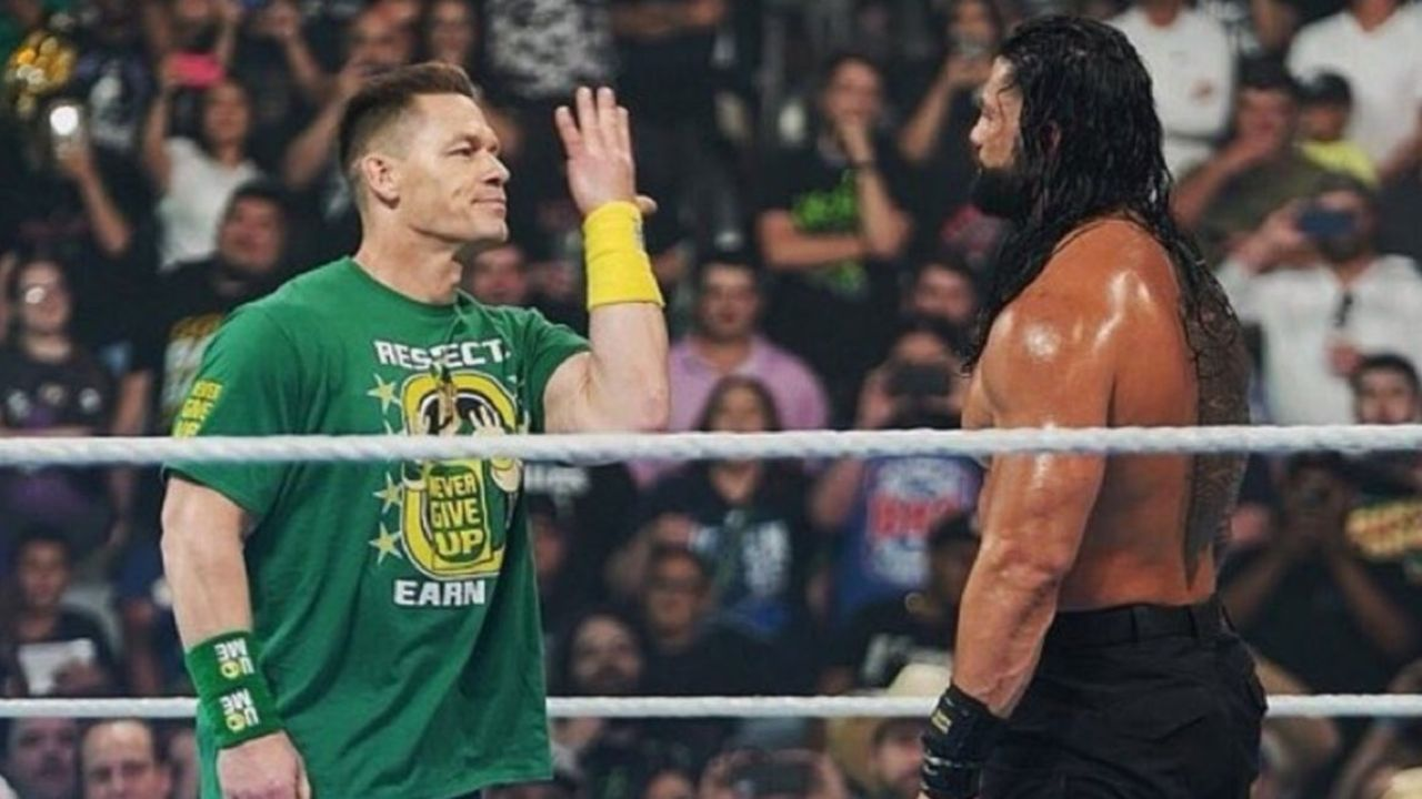 WWE Hall of Famer calls out John Cena and Roman Reigns