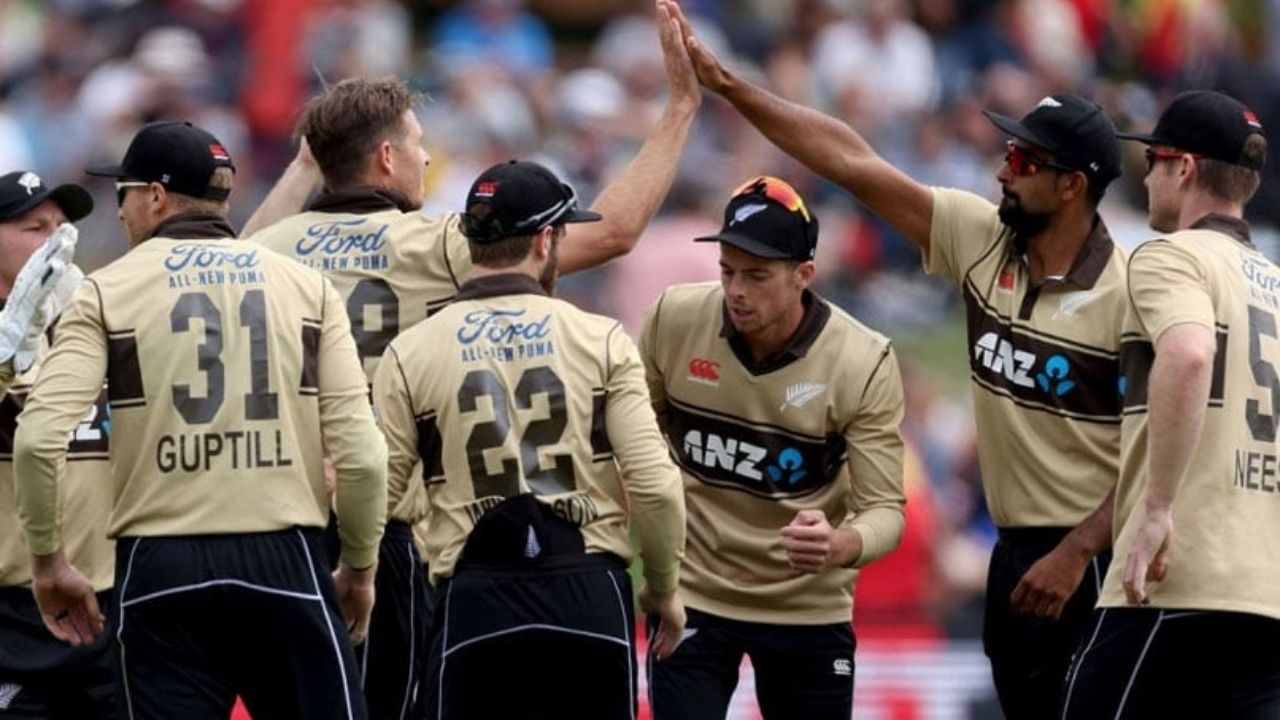 New Zealand T20 squad for ICC T20 World Cup
