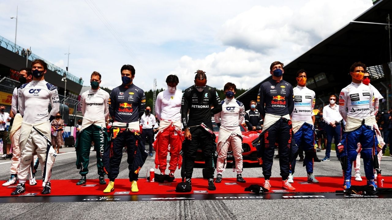 """""""All racing drivers are full of crap""""– Former F1 team owner's take on F1 drivers' psychology while citing experience with Jean Alesi"""