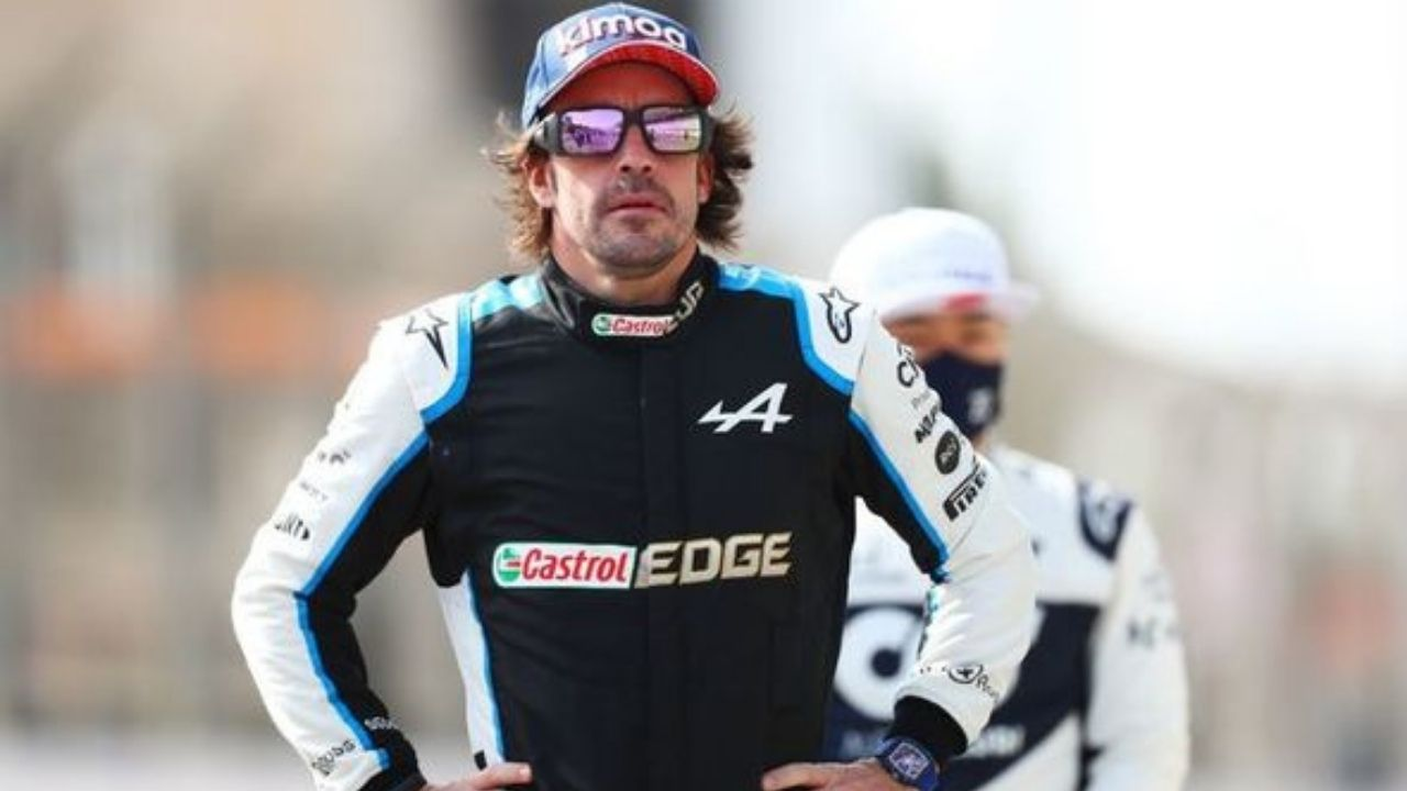 """""""I love it when a plan comes together""""– Fernando Alonso gives a savage reply to Mercedes' twitter admin following Lewis Hamilton battle"""