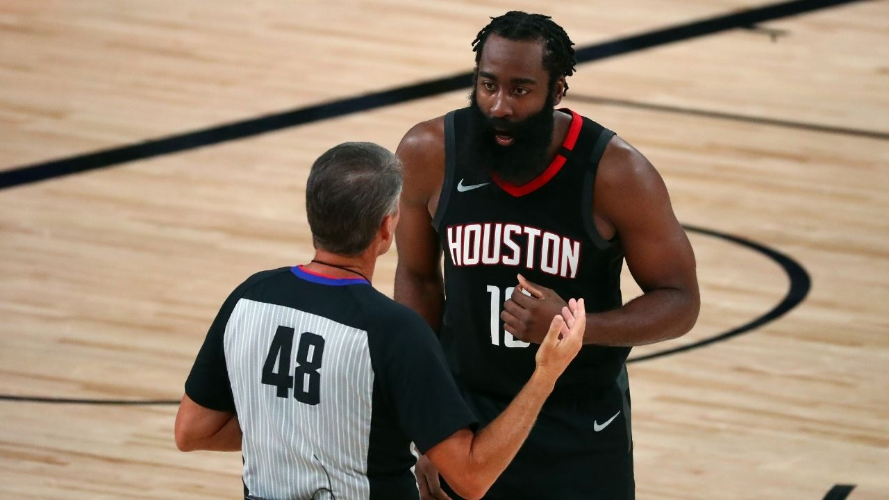 """""""James Harden has been snubbed for MVP at least 3 times"""": Nets superstar's offseason trainer in Houston throws shade at Stephen Curry and Giannis Antetokounmpo"""